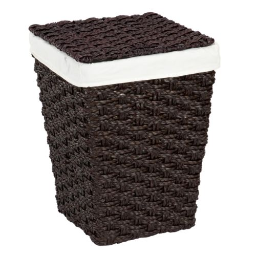 Creative Bath Chunky Weave 2 Hamper