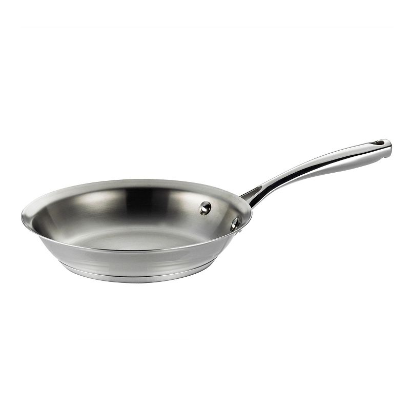 Tramontina Prima 8-in. Stainless Steel Tri-Ply Saute Pan