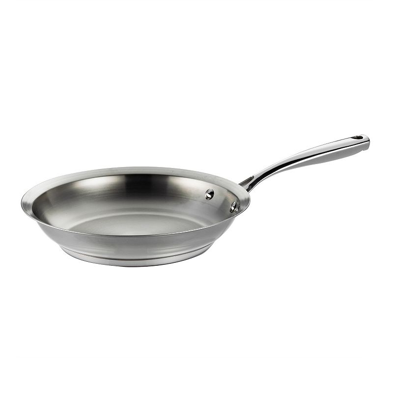 Tramontina Prima 10-in. Stainless Steel Tri-Ply Saute Pan