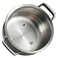 Tramontina Prima 3-qt. Stainless Steel Steamer Insert