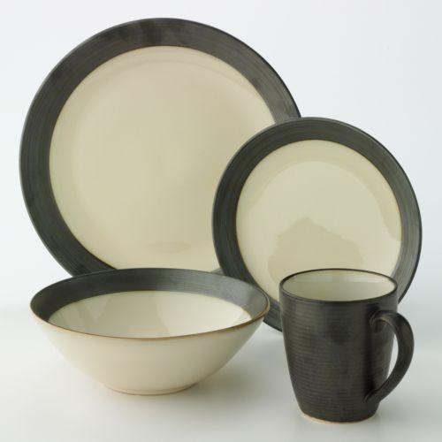 Sango Bistro 16-pc. Dinnerware Set