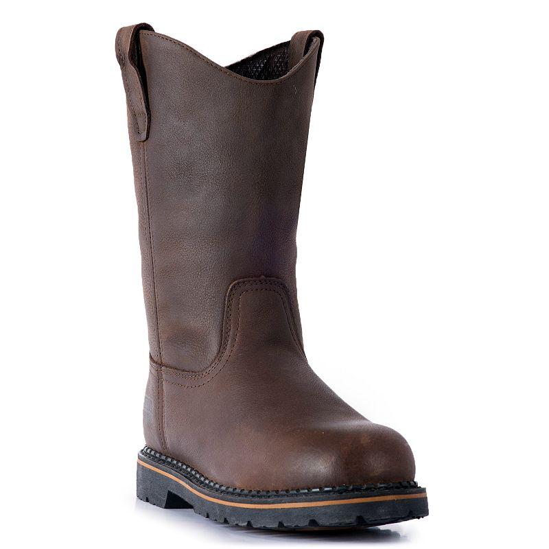 McRae Industrial Men's Wellington Work Boots