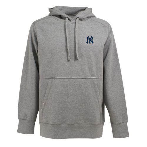 Men's New York Yankees Signature Fleece Hoodie