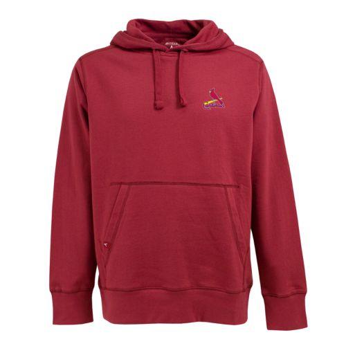 Men's St. Louis Cardinals Signature Fleece Hoodie