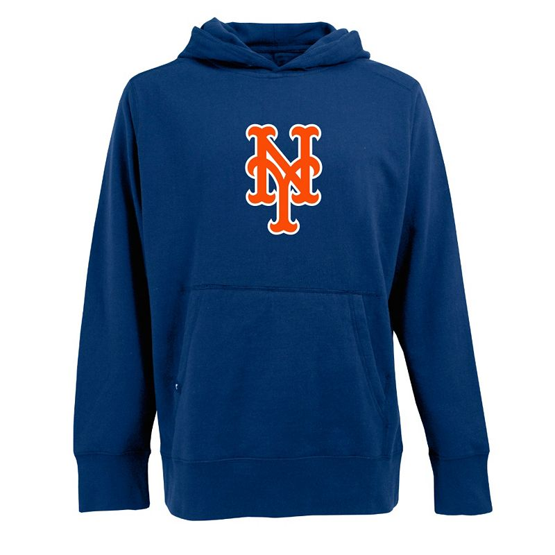 Men's New York Mets Signature Fleece Hoodie