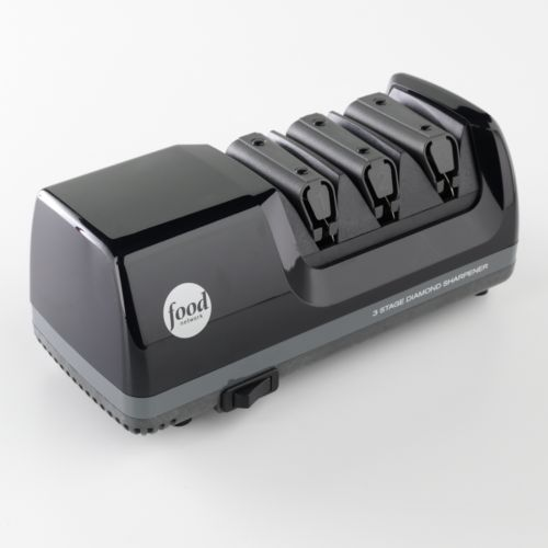 Food Network™ 3-Stage Electric Knife Sharpener