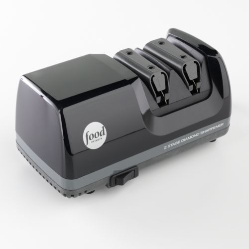 Food Network™ 2-Stage Electric Knife Sharpener