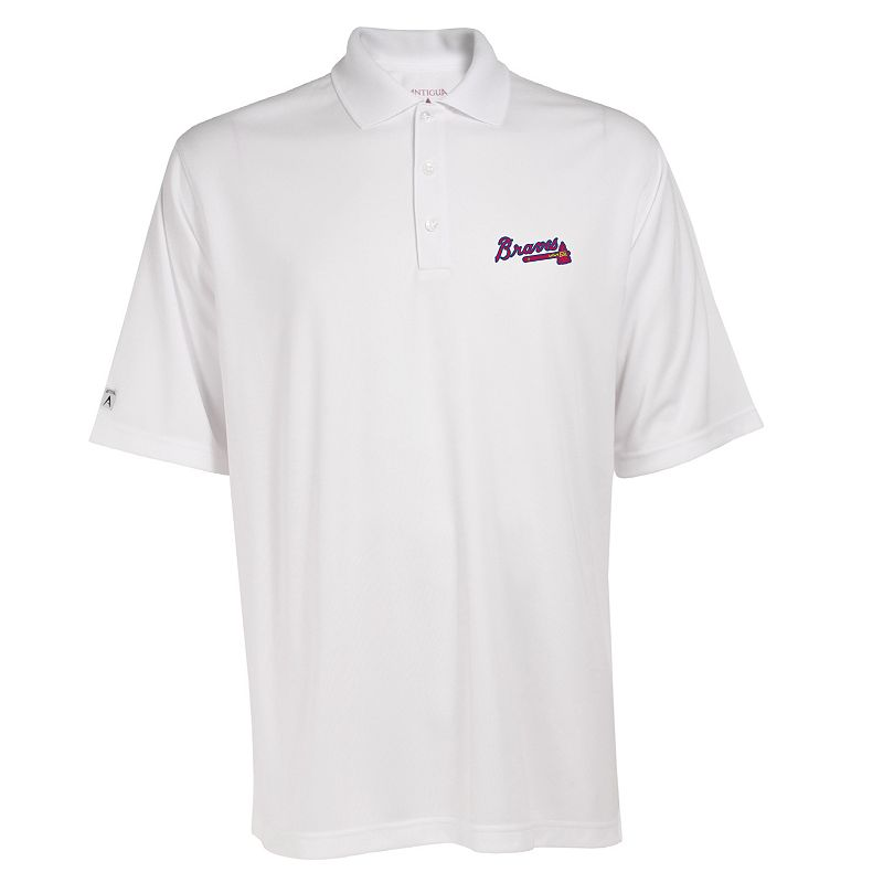 Men's Atlanta Braves Exceed Performance Polo