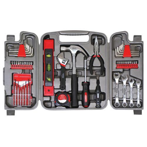 Apollo Precision Tools 53-pc. Household Tool Set