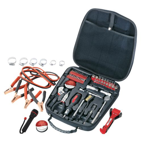 Apollo Precision Tools 64-pc. Travel and Automotive Tool Kit