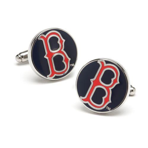 Boston Red Sox Cuff Links