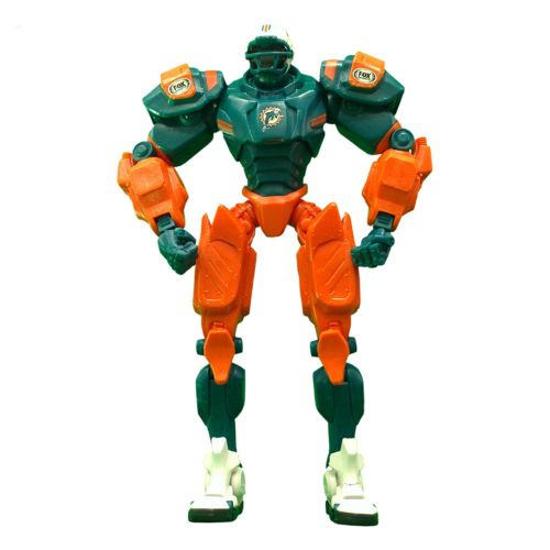 Miami Dolphins Cleatus the FOX Sports Robot Action Figure