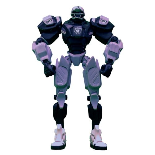 Oakland Raiders Cleatus the FOX Sports Robot Action Figure