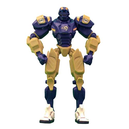 St. Louis Rams Cleatus the FOX Sports Robot Action Figure