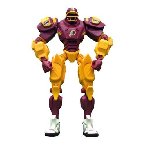 Washington Redskins Cleatus the FOX Sports Robot Action Figure