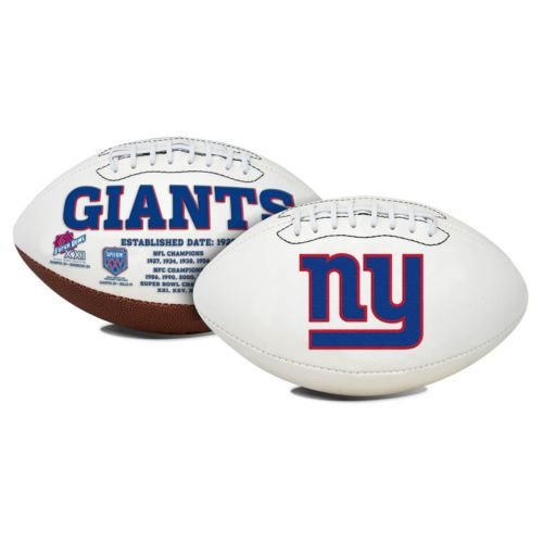 Rawlings New York Giants Signature Football