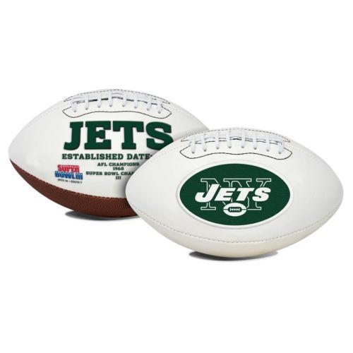 Rawlings New York Jets Signature Football