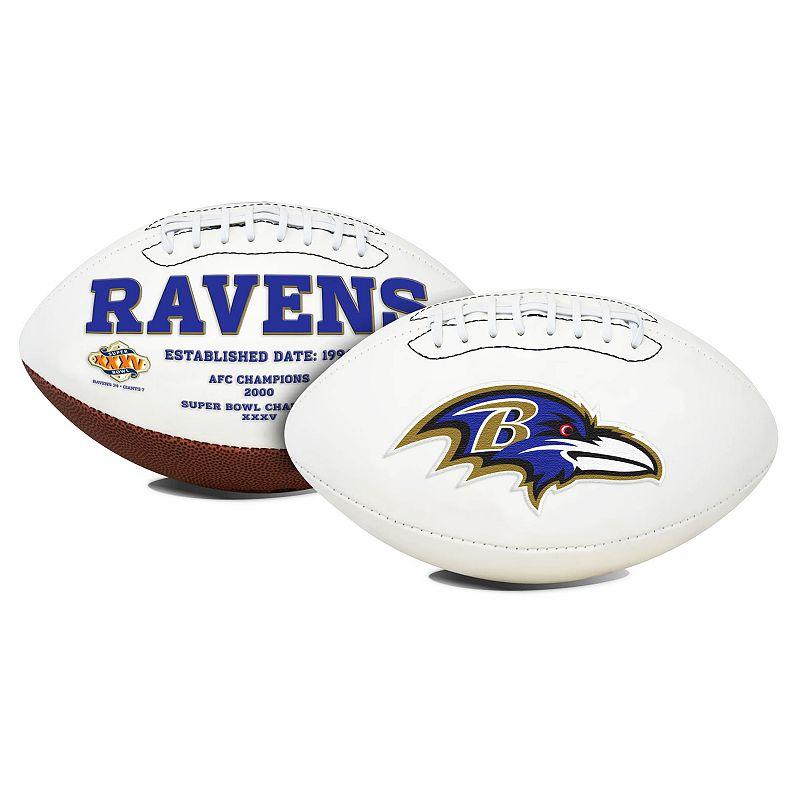 Rawlings Baltimore Ravens Signature Football