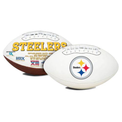 Rawlings Pittsburgh Steelers Signature Football