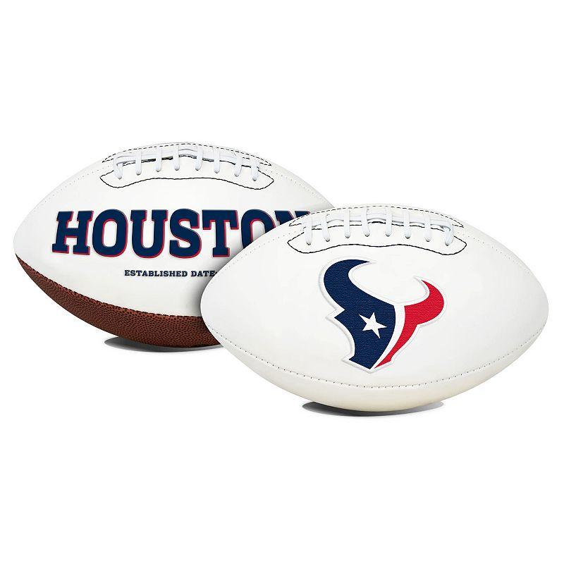 Rawlings Houston Texans Signature Football