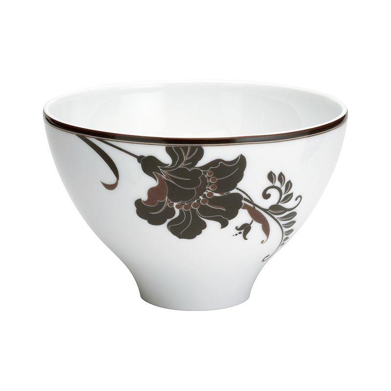 Mikasa Cocoa Blossom Rice Bowl
