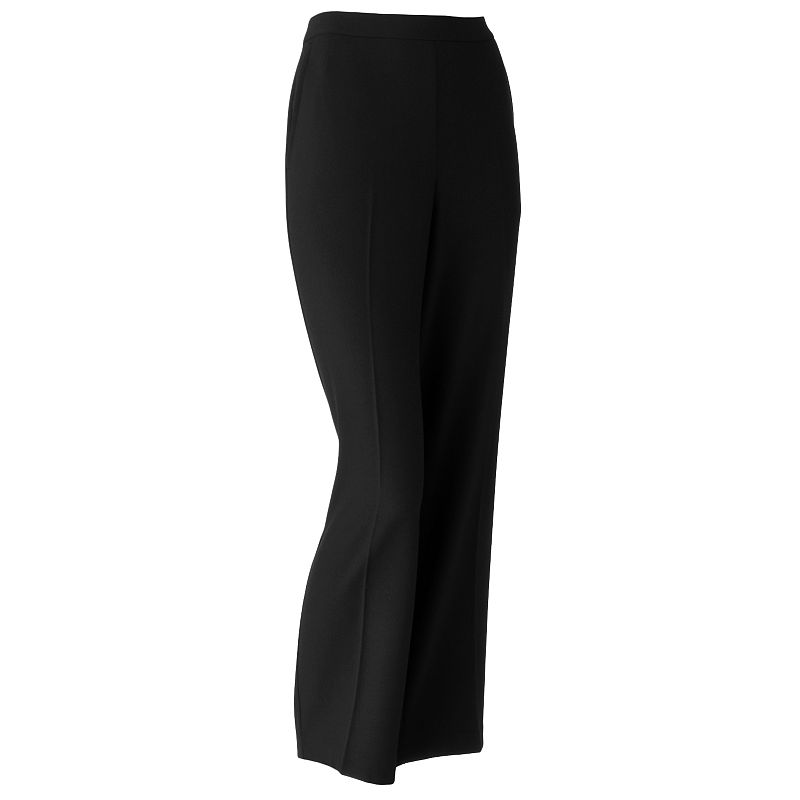 Sag Harbor Pull-On Dress Pants - Women's