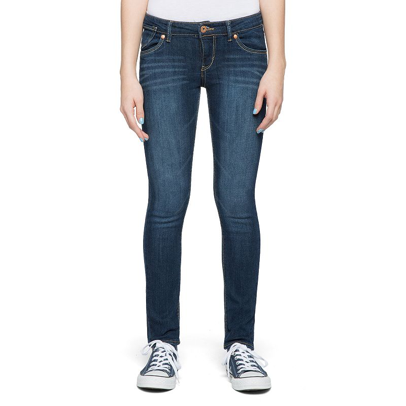 Girls 7-16 Levi's Dark Wash Skinny Jeans