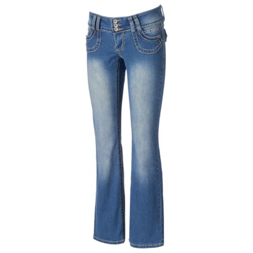 Angels Bootcut Jeans - Juniors