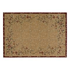 Cambridge Floral Rug 7'9'' x 10'10'' by