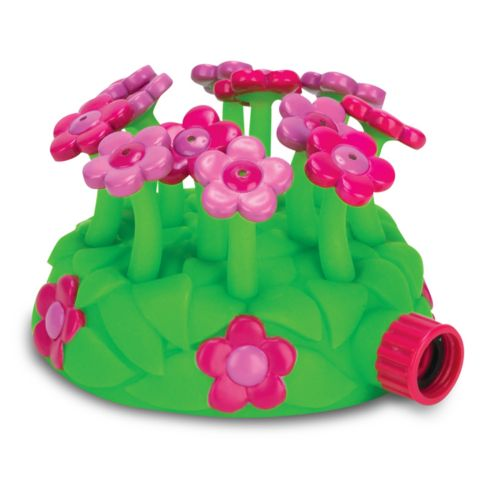 Melissa and Doug Sunny Patch Blossom Bright Sprinkler