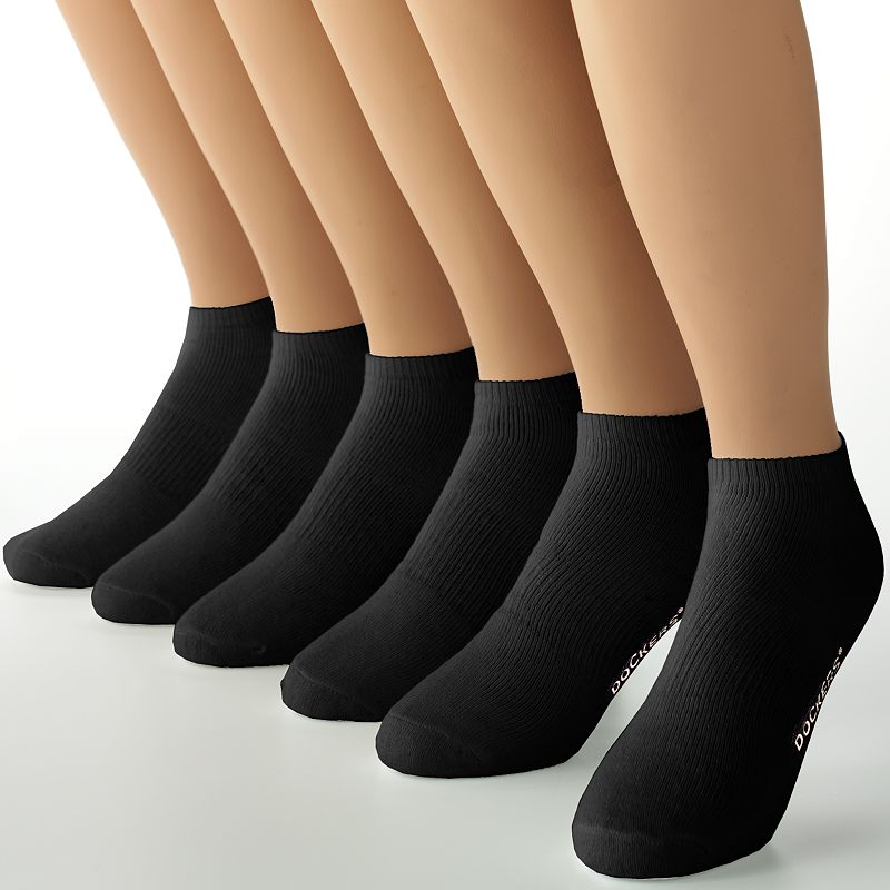Men's Dockers® 6-pk. Athletic No-Show Socks