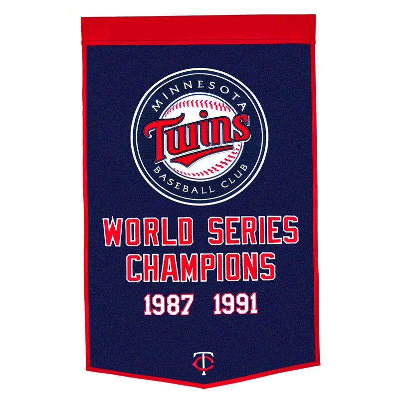 Minnesota Twins Dynasty Banner