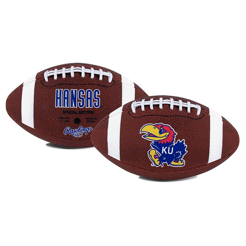 Rawlings Kansas Jayhawks Game Time Football