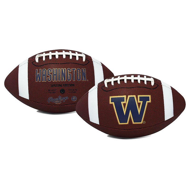 Rawlings Washington Huskies Game Time Football