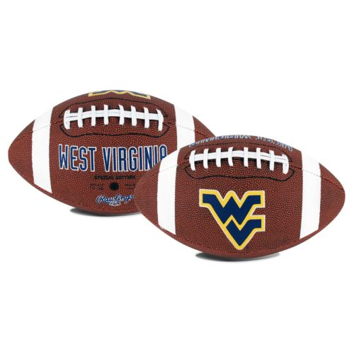 Rawlings West Virginia Mountaineers Game Time Football