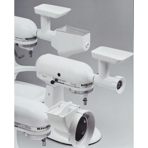 KitchenAid FPPA Stand Mixer Attachment Pack - Grinder/Slicer/Strainer