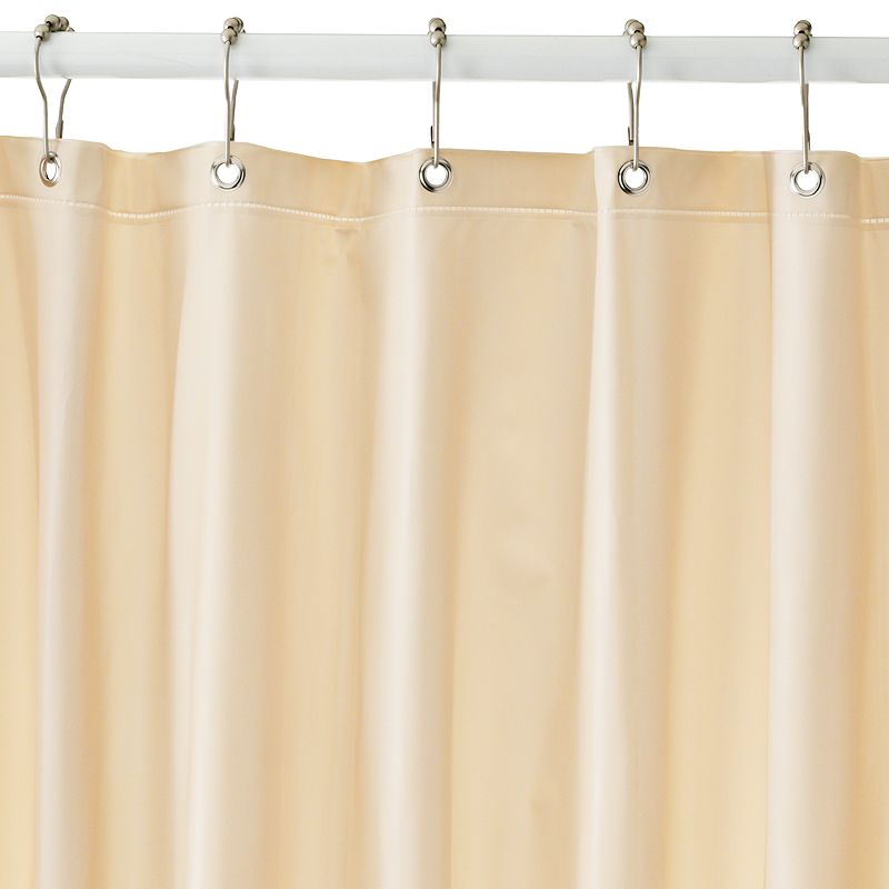 Home Classics® Vinyl Shower Curtain Liner