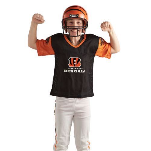 Franklin Cincinnati Bengals Football Uniform