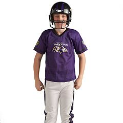 Franklin Baltimore Ravens Football Uniform by