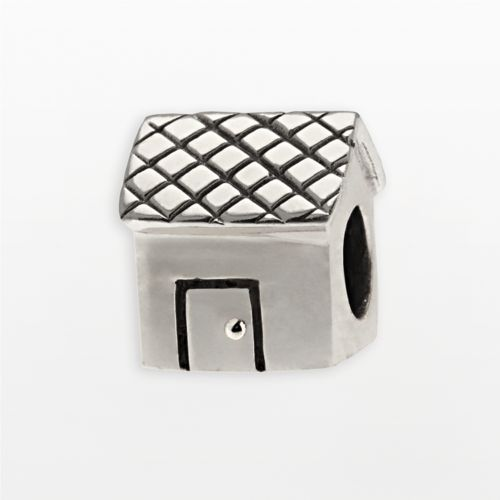Individuality Beads Sterling Silver House Bead