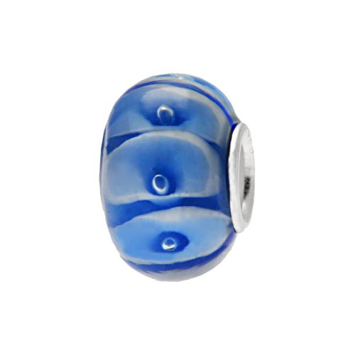 Individuality Beads Sterling Silver Murano Glass Bead