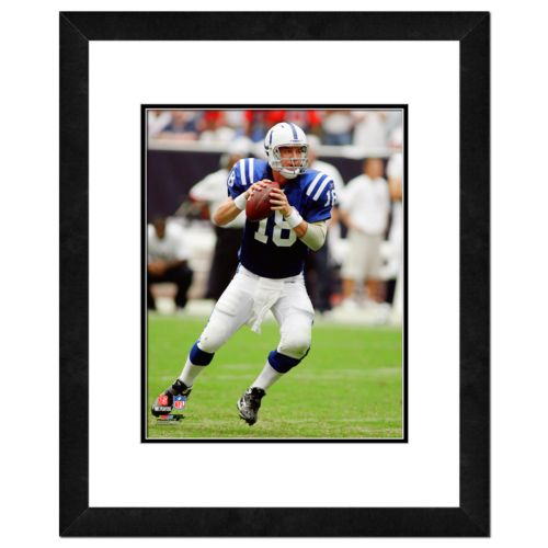 Peyton Manning Framed Player Photo