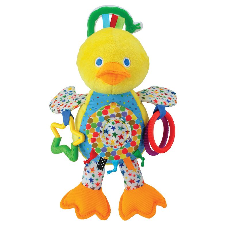 Eric Carle Duck Toy