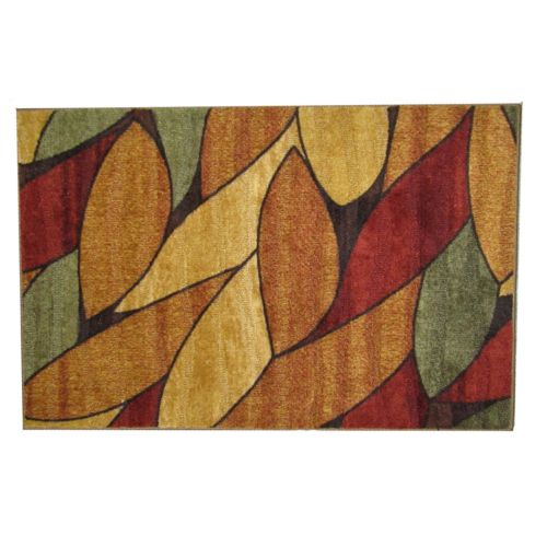 Jessica Leaf Rug - 30'' x 46''