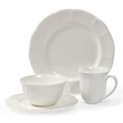 TU Studio Astoria 16-pc. Dinnerware Set