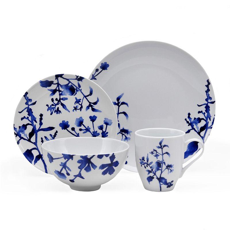 Oneida Tranquility 16-pc. Dinnerware Set