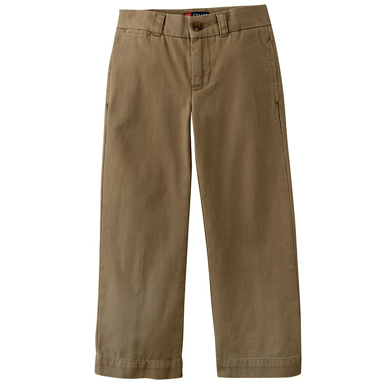 Boys 4-7 Chaps Chino School Uniform Pants