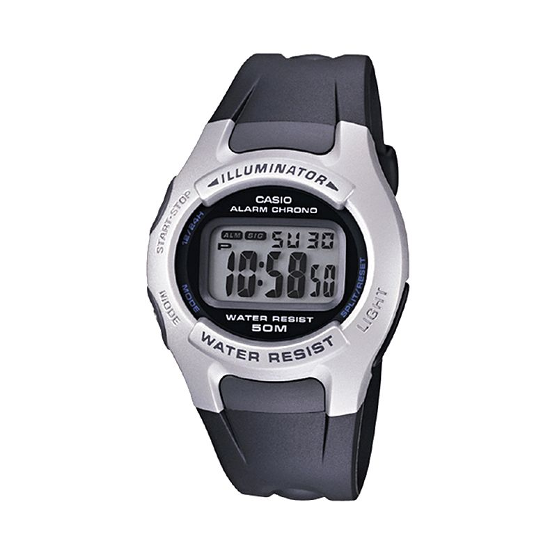 Casio Men's Illuminator Digital Chronograph Sport Watch - W42H-1AV