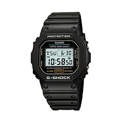 Casio Men's G-Shock Illuminator Chronograph Digital Sports Watch DW5600E-1V
