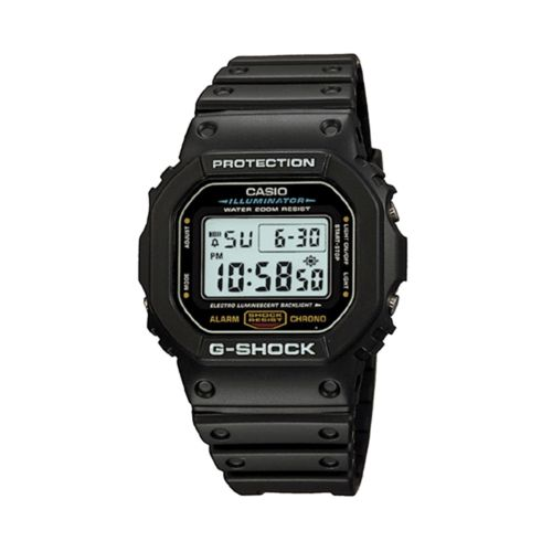 Casio G-Shock Illuminator Chronograph Digital Sports Watch - Men